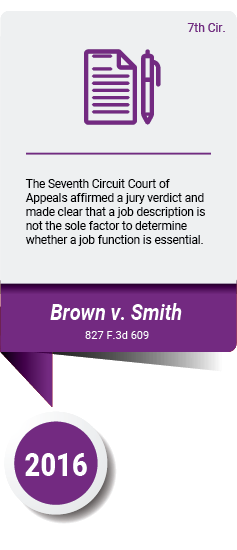 Purple and gray ADA case card with application icon