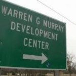 Sign for Murray Developmental Center