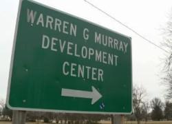 Signage for Warren G. Murray Development Center