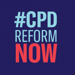 #CPD Reform Now