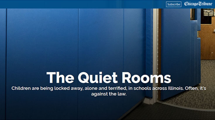 The Quiet Rooms padded cell