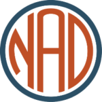 National Association of the Deaf logo