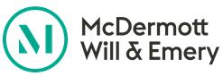 McDermott Will & Emry logo